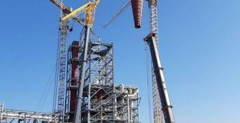 Cтроительство линии по производству МДФ в г. Сморгонь